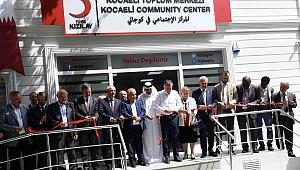 Gebze'de Toplum Merkezi açıldı!