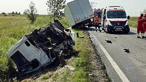 Gebze'den çalışmak için gitmişlerdi... Romanya'daki kazada 4 kişi can verdi!