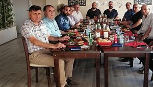 Gebze Gazeteciler Cemiyeti görev dağılımı yaptı