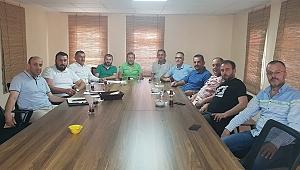 Gebze Rizeliler Derneği toplantı yaptı!