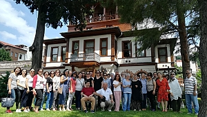 Gez-Gör'den öğretmenlere tarih turu