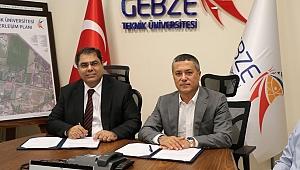 GTÜ'de Sanayi ile iş birlikleri devam ediyor