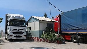 Hukuk süreci bitti, Marmara Nakliyeciler Terminali'nde tahliye başladı