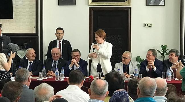 İyi Partili Türkkan Balkanlarda