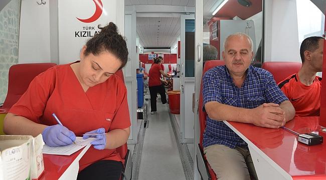Kızılay'a Destek