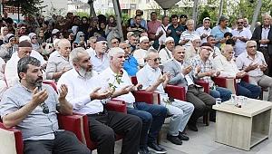 Körfezli Hacı adayları dualarla uğurlandı