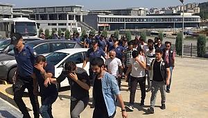 Kredi dolandırıcılığı çetesinden 12 kişi tutuklandı!
