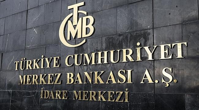 Merkez Bankası enflasyon tahminini aşağı çekti