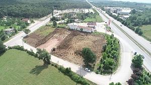 Ormanya'da ikinci otopark inşa ediliyor