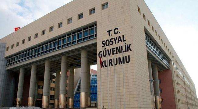 SGK Kocaeli'den 3 personel alacak!