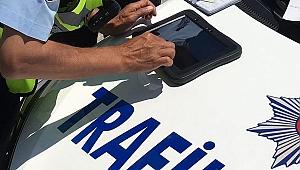 Twitter'dan Şikayet Etti, emniyet drift yapan sürücüye 5 Bin 10 TL ceza kesti
