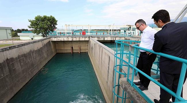 ''Yaşamın vazgeçilmezi olan suyun tüm kaynaklarını koruyoruz''