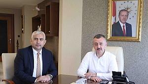 Yeni Genel Sekreter Balamir Gündoğdu görevine başladı