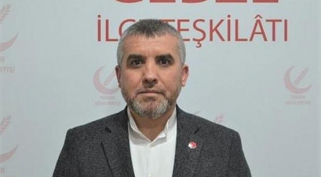 Yeniden Refah Partisi Gebze'den anlamlı mesaj