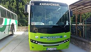 Yönetmeliğe uymayan otobüs sürücülerine ceza yağdı
