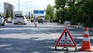 1 günde 227 bin 349 TL. trafik cezası!