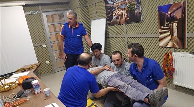 AFAD'dan işyerlerinde eğitim!