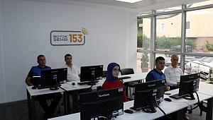 Belediye personeline '153' eğitimi