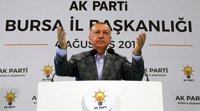 Cumhurbaşkanı Erdoğan'dan MHP ittifakı açıklaması