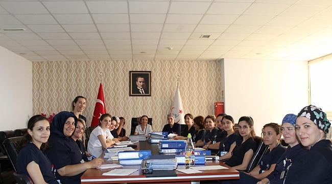 Farabi'de değerlendirme toplantısı
