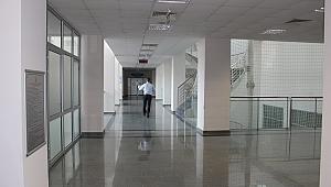 """Gebze Fatih Devlet Hastanesinde """"PEMBE KOD"""" tatbikatı"""