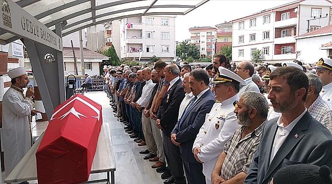 Gebzeli Kıbrıs Gazisi kansere yenik düştü