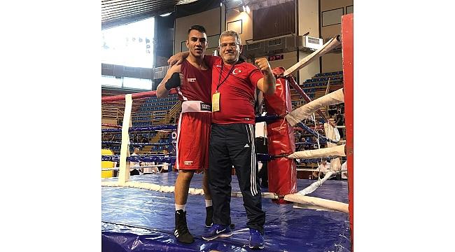 Genç boksör Samet, Avrupa yolcusu