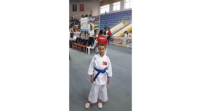Genç Karateciler Gebze'nin gururu oldu