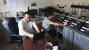 Irak cihazlarının kalibrasyonunu Gebze'den