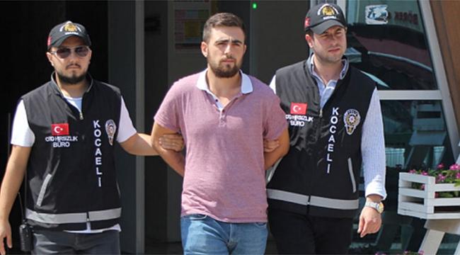 Kiralık otomobilleri çaldığı iddia edilen şüpheli yakalandı