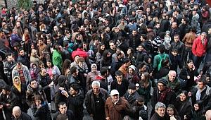 Kocaeli'nin nüfusu arttı