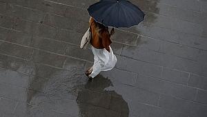 Kocaeli'ye düşen yağmur miktarı