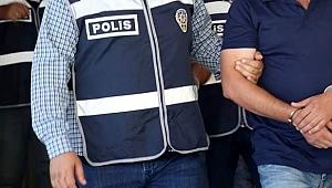 Muhtar haddini aşınca gözaltına alındı