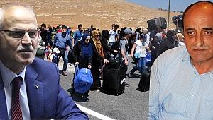 O Suriyeliler Gebze'ye gelemez!