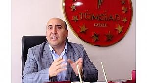 TÜMSİAD Gebze'den Kurban Bayramı mesajı