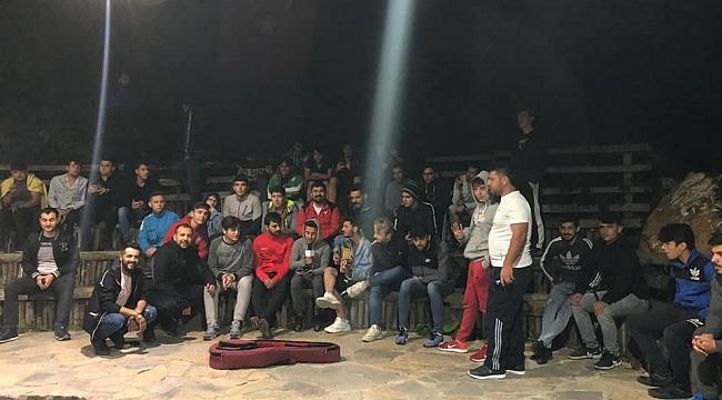 AK Gençlerden hafta sonu etkinliği!