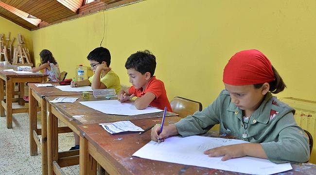 Büyükşehir Konservatuvarı yetenek sınavı yapıldı