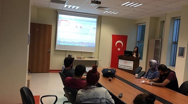 Dilovası Devlet'te E-Nabız farkındalığı!