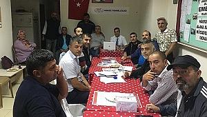 EYT Gebze'nin yeni başkanı Erdoğan