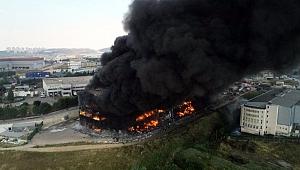 Fabrika yangınında bilirkişi raporundan 'ihmal' çıktı