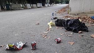 Fatih'in Otağı çöp yuvasına döndü!