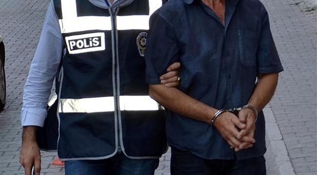 Gebze'de akü hırsızı yakalandı