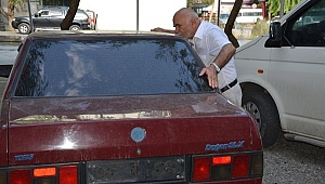 Gebze'de Çalınan otomobiline 4 yıl sonra kavuştu: 'Umudu kesmiştim'