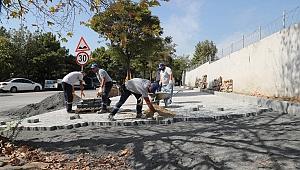 Gebze'de Fen İşleri Hız Kesmiyor