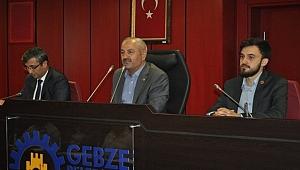 Gebze meclisi toplanıyor