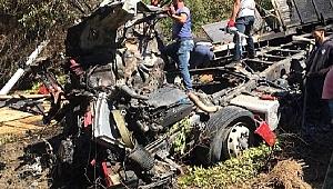 Gebzeli 3 kişi Kastamonu'da yanarak can verdi!