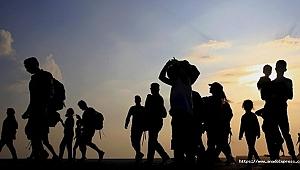 Göç oranı en yüksek olan il 'Kocaeli'