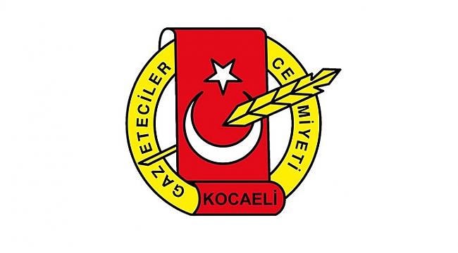 Kocaeli Gazeteciler Cemiyeti'nden İsmet Çiğit'e ceza!