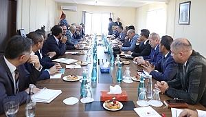 Kömürcüler OSB'de komisyon kurulacak