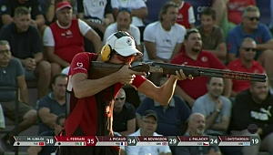 Murat, rekor kırarak Avrupa şampiyonu oldu